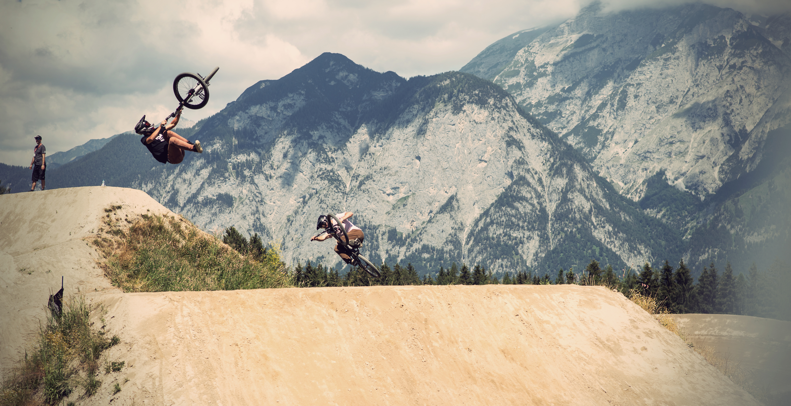 Crankworx Innsbruck 2018 Speed  and Style