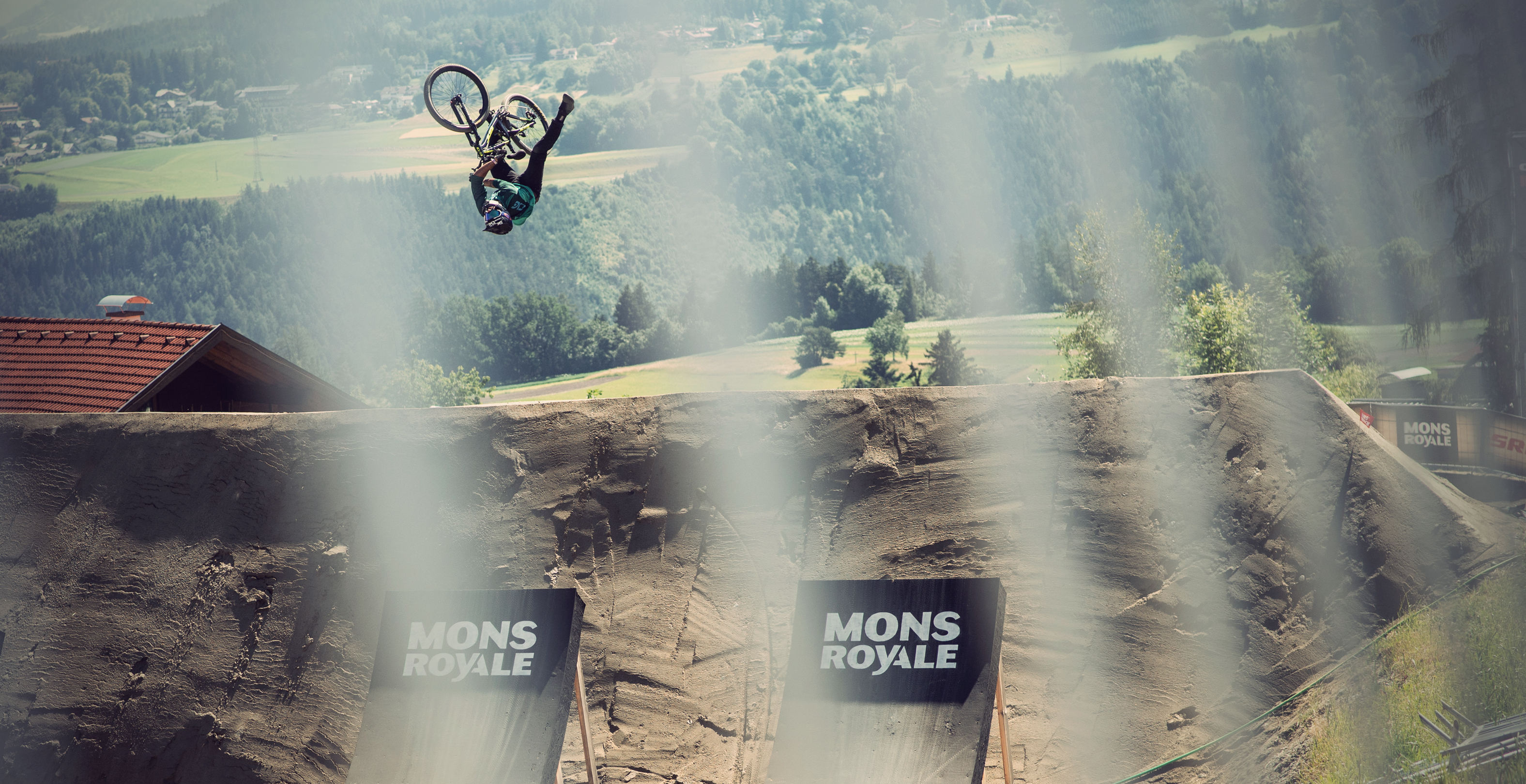 Crankworx Innsbruck 2018 Dual Speed and Style