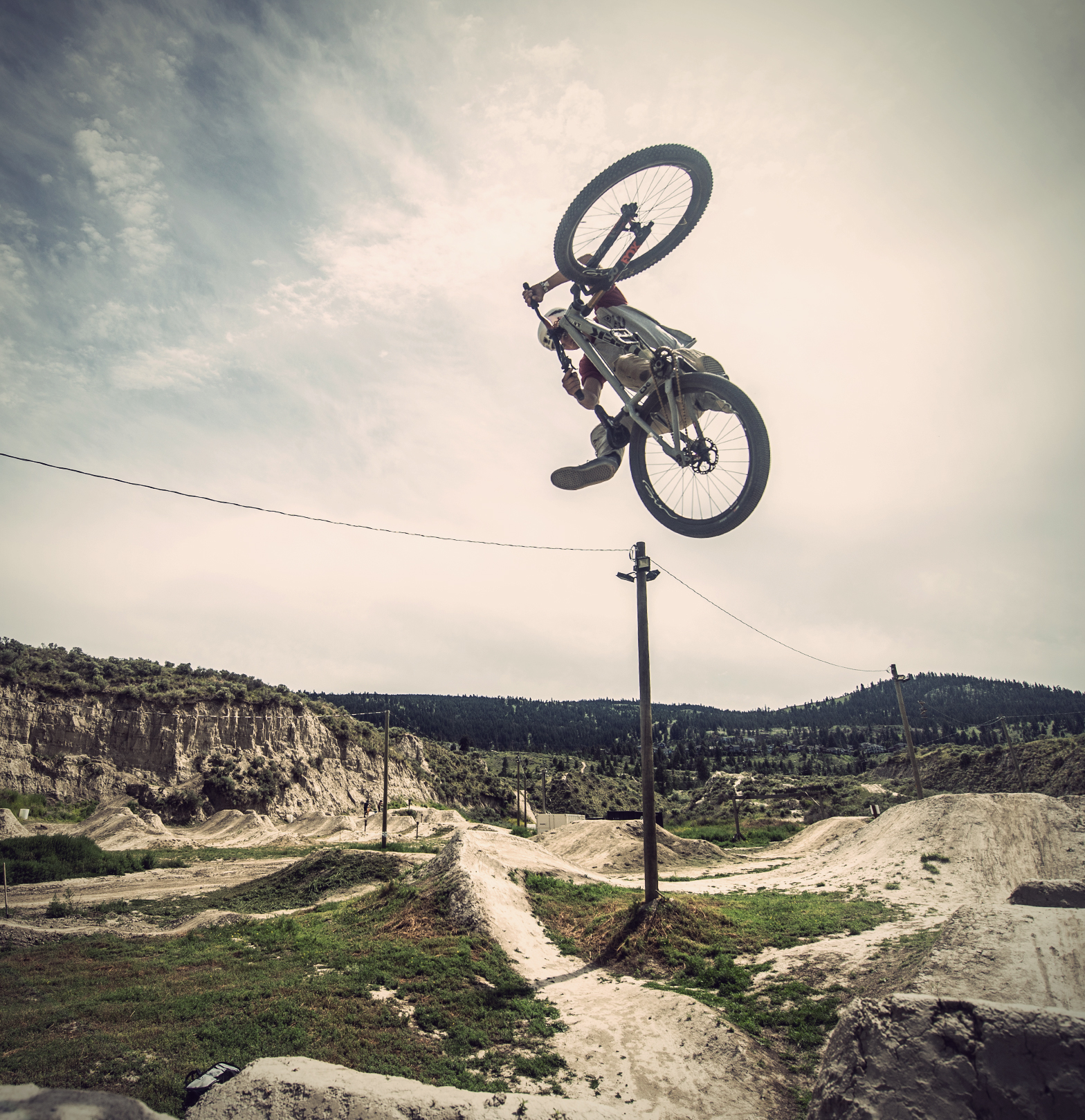 Bike Ranch, Kamloops