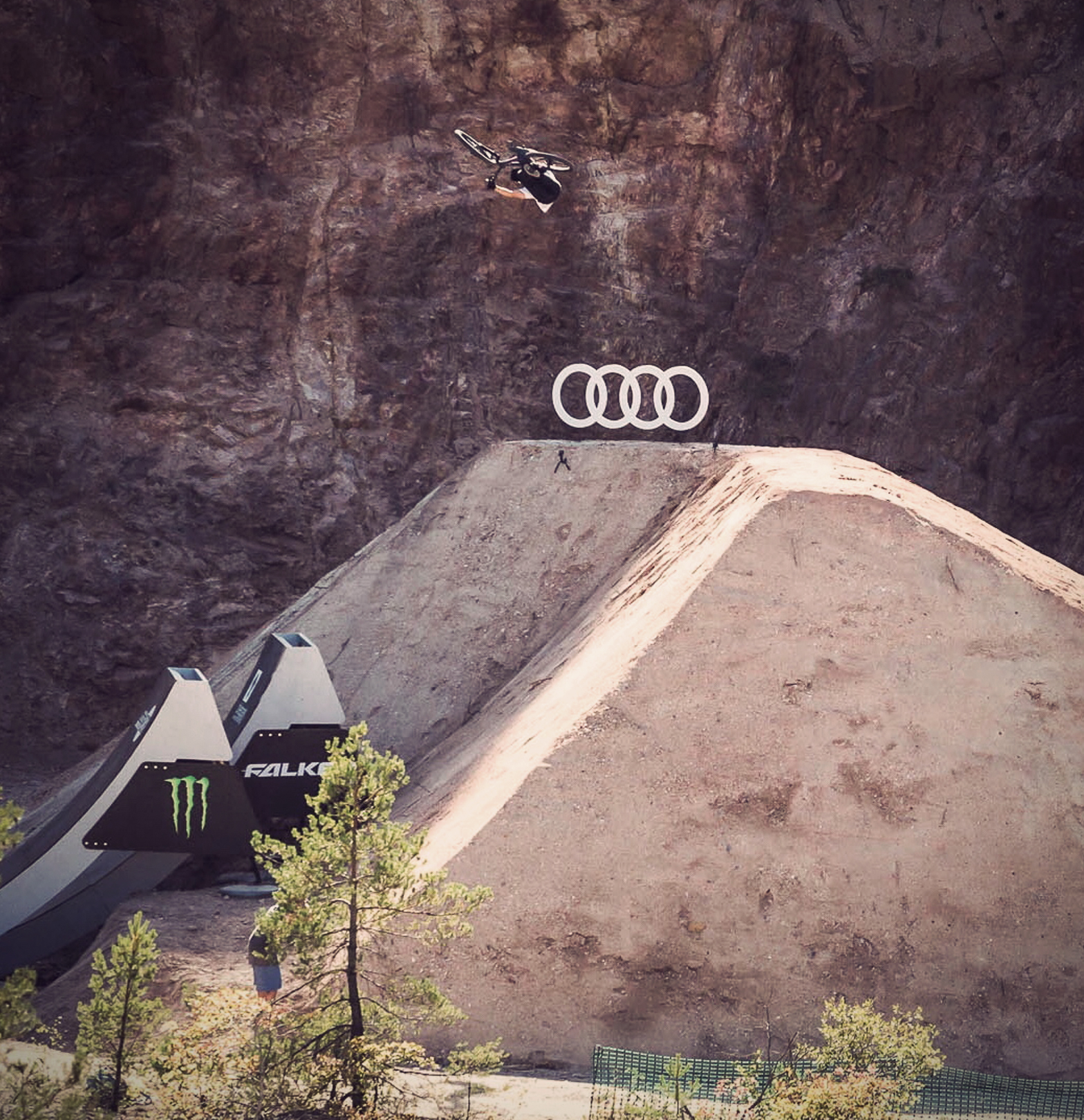Audi Nines Max Fredriksson