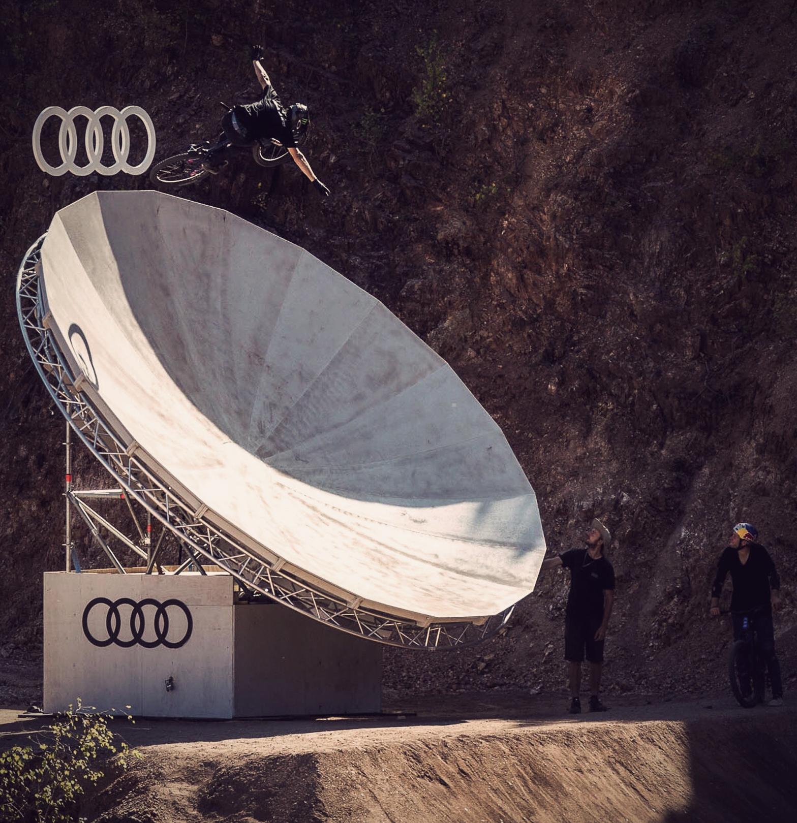 Audi Nines 2018 Max Fredriksson