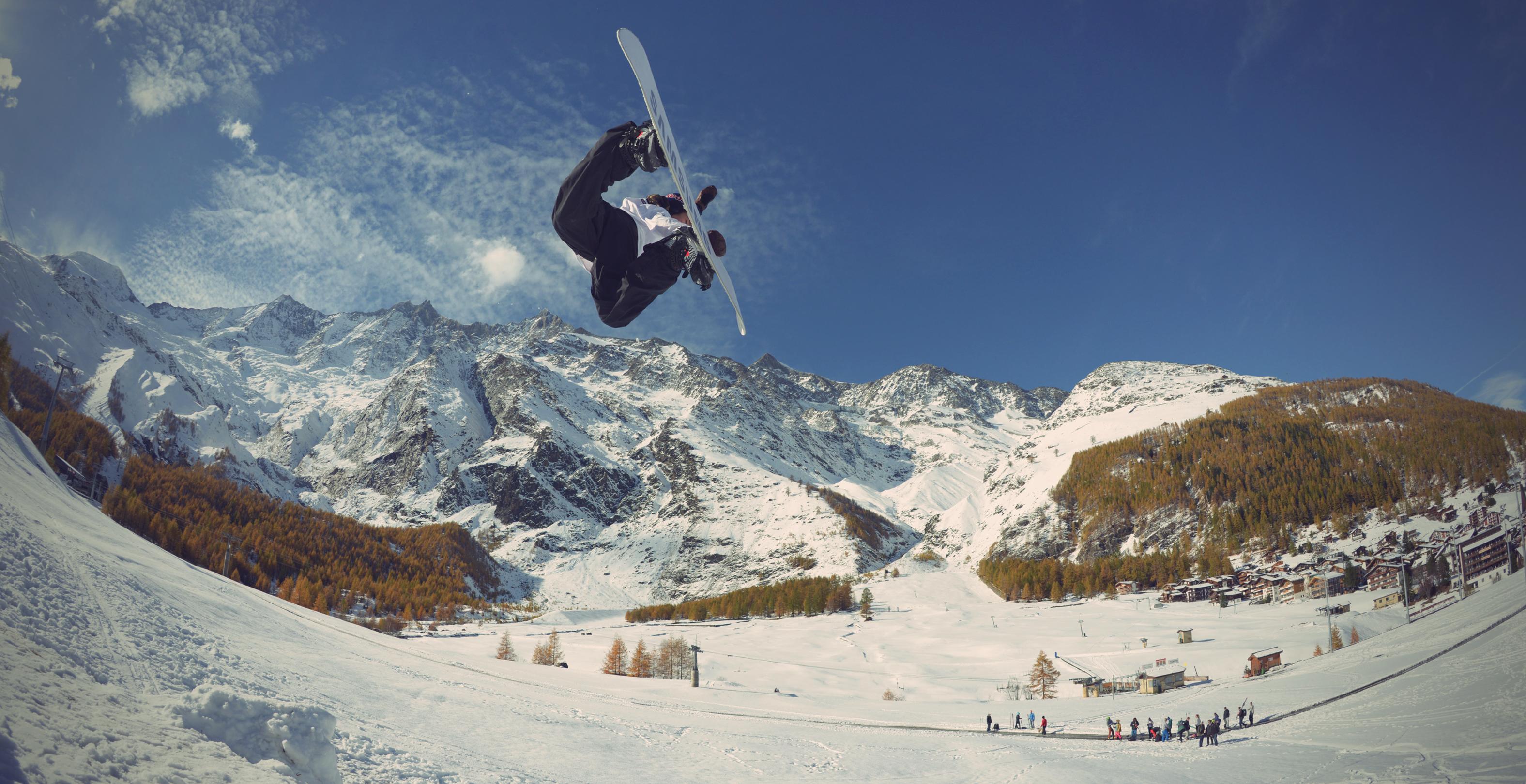 David Habluetzel TSG snowboard team rider