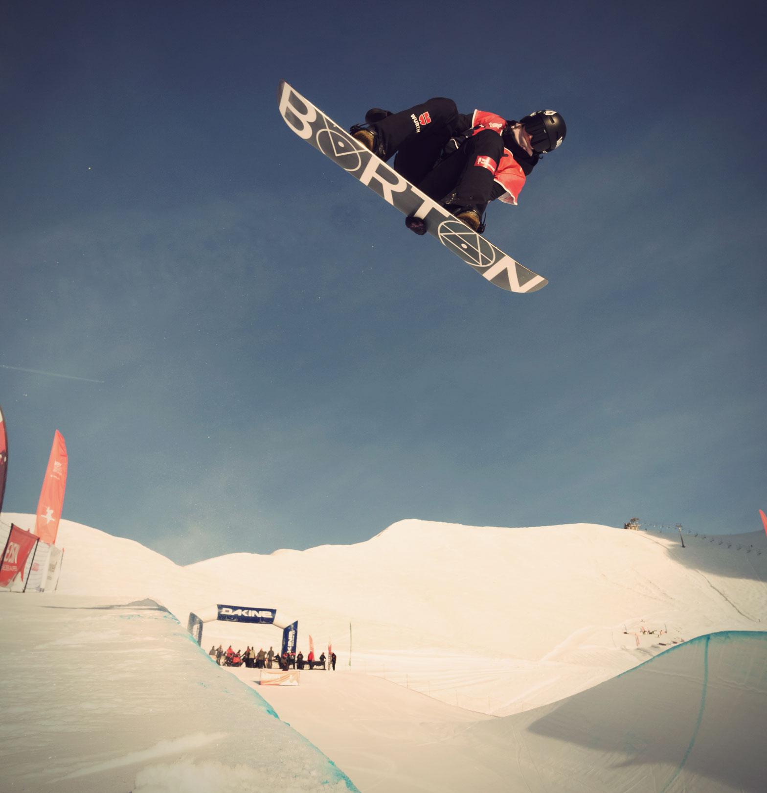 TSG Kids Leilani Ettel Snowboard Halfpipe Girl