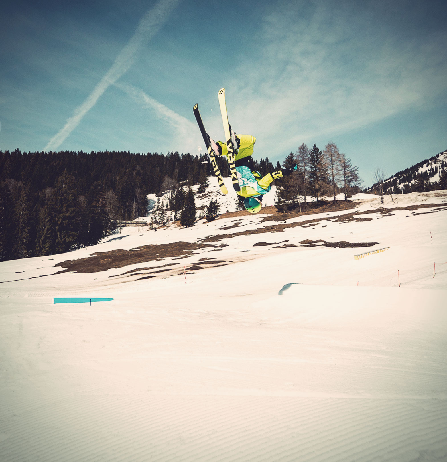 TSG Kids Lenny Bondarenko freeski germany junior tour 2019 FGJT 2019 Snowpark Götschen