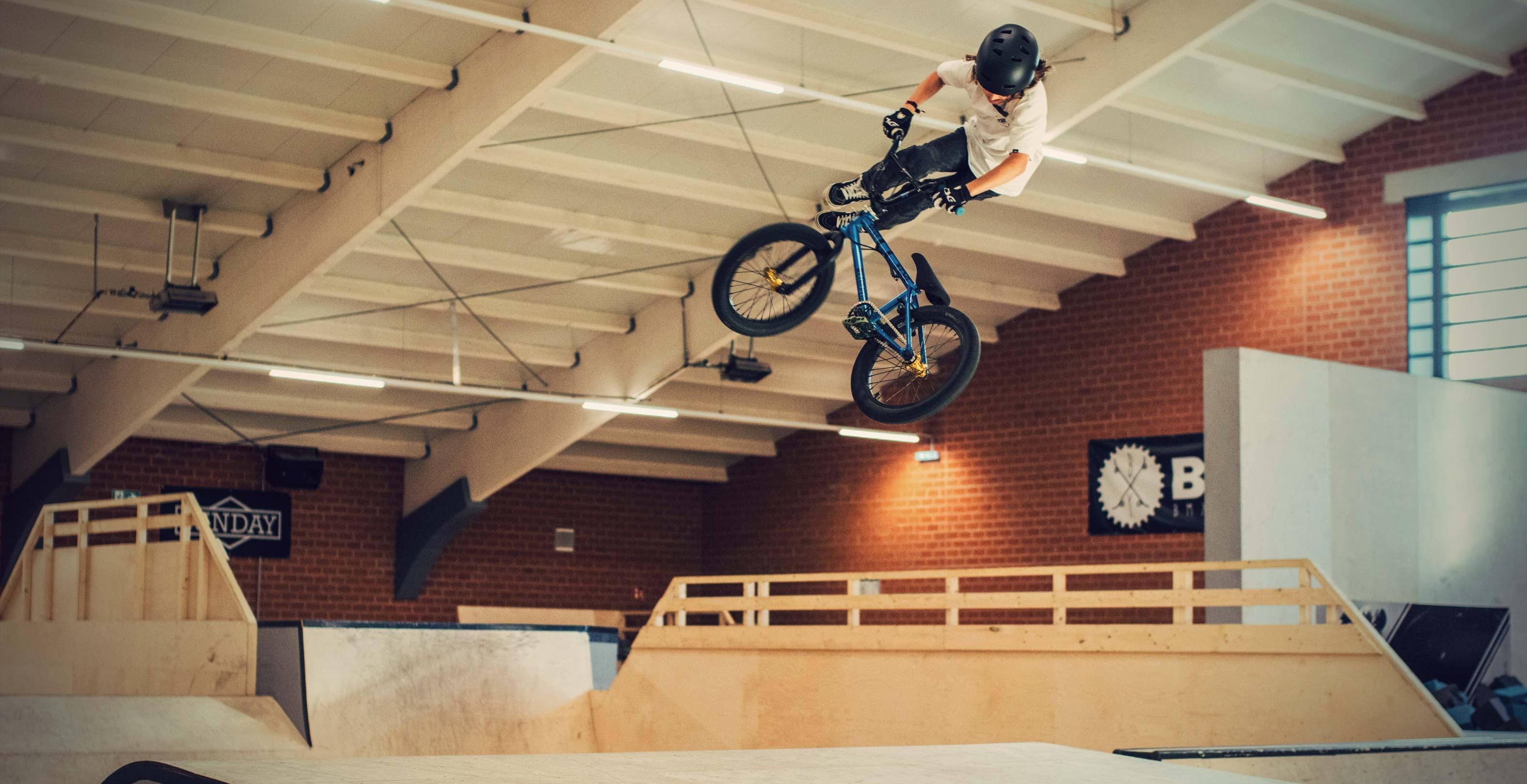 Lennox Zimmermann BMX, kid, Dermis Pro A