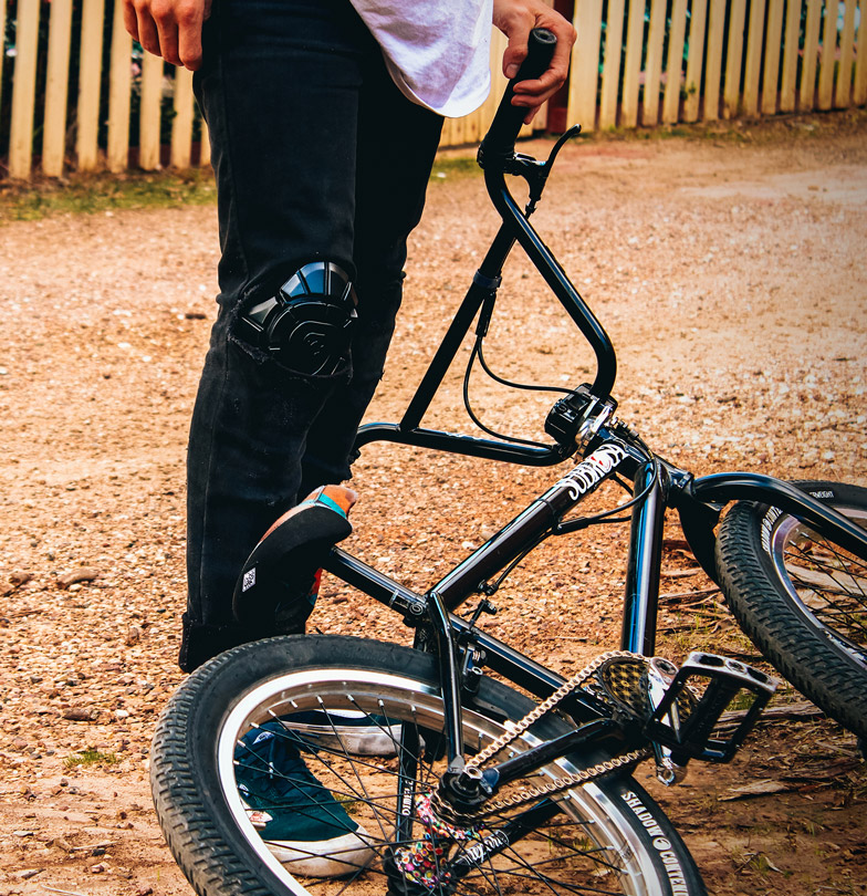 TSG must have product bmx Jose Cedano TSG Knee-Sleeve Joint