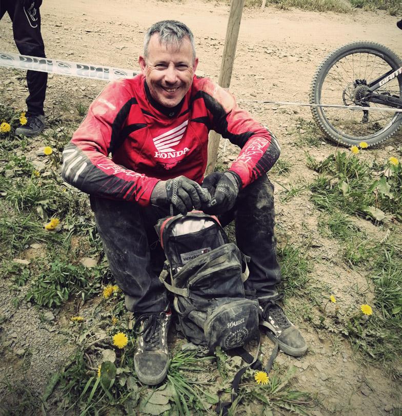 TSG saved my life Huge crash at Winterberg