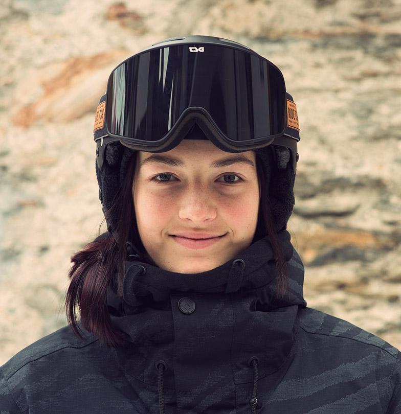 Portrait of Leilani Ettel