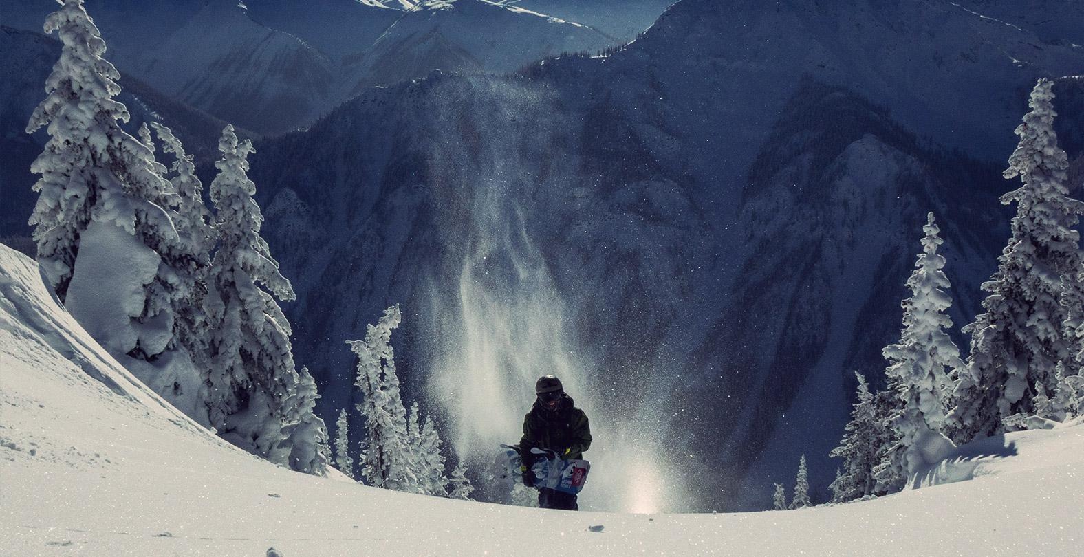 Gigi Ruef Snowboarder Freeride