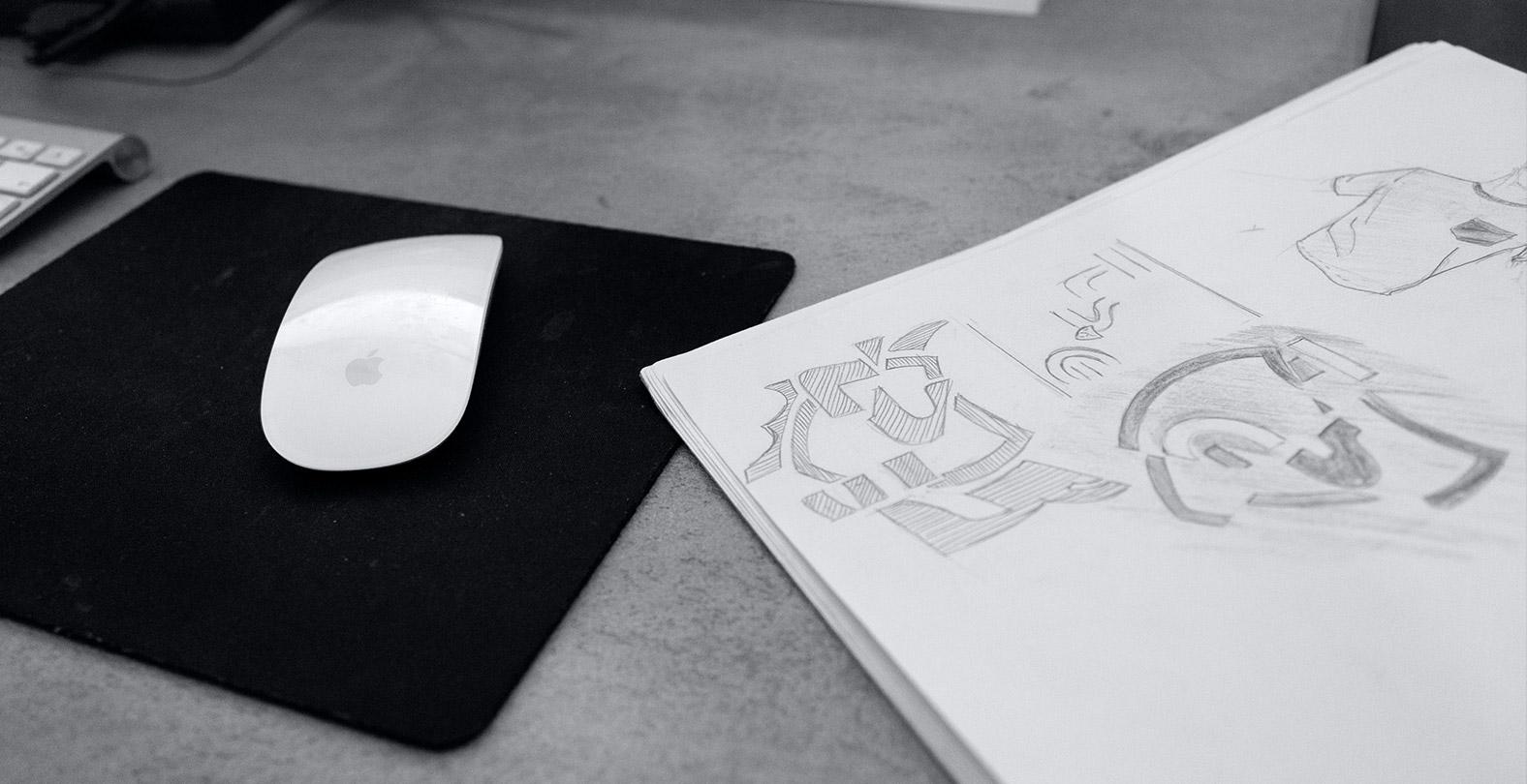 drafts for TSG apparel by Jonas Janssen