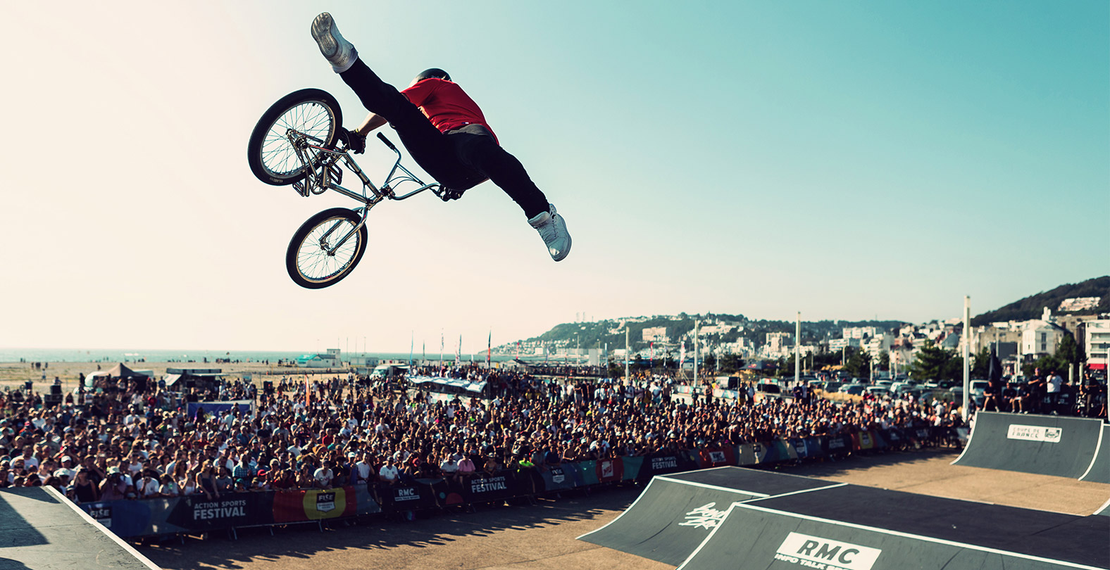Anthony Jeanjean at Fise Wolrd Montpellier 2019