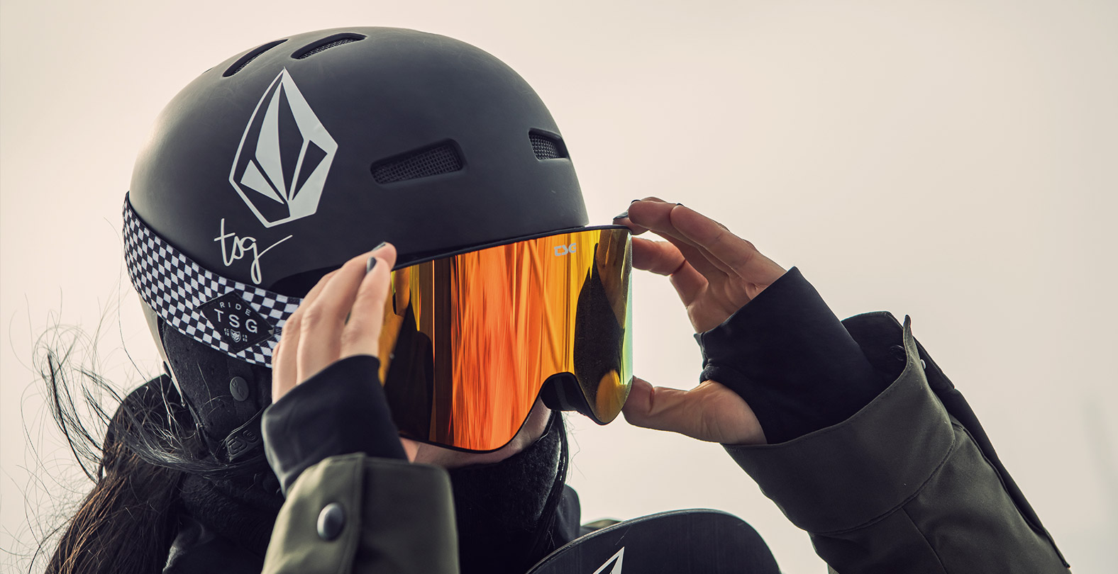 TSG Goggle Four Magnetic Lens