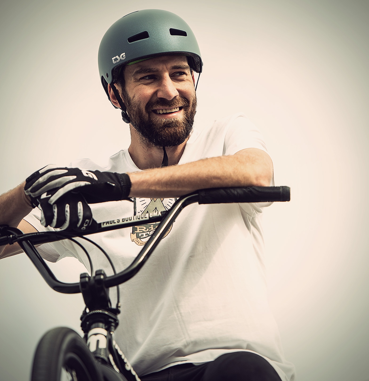Daniel Wedemeijer TSG BMX rider portrait