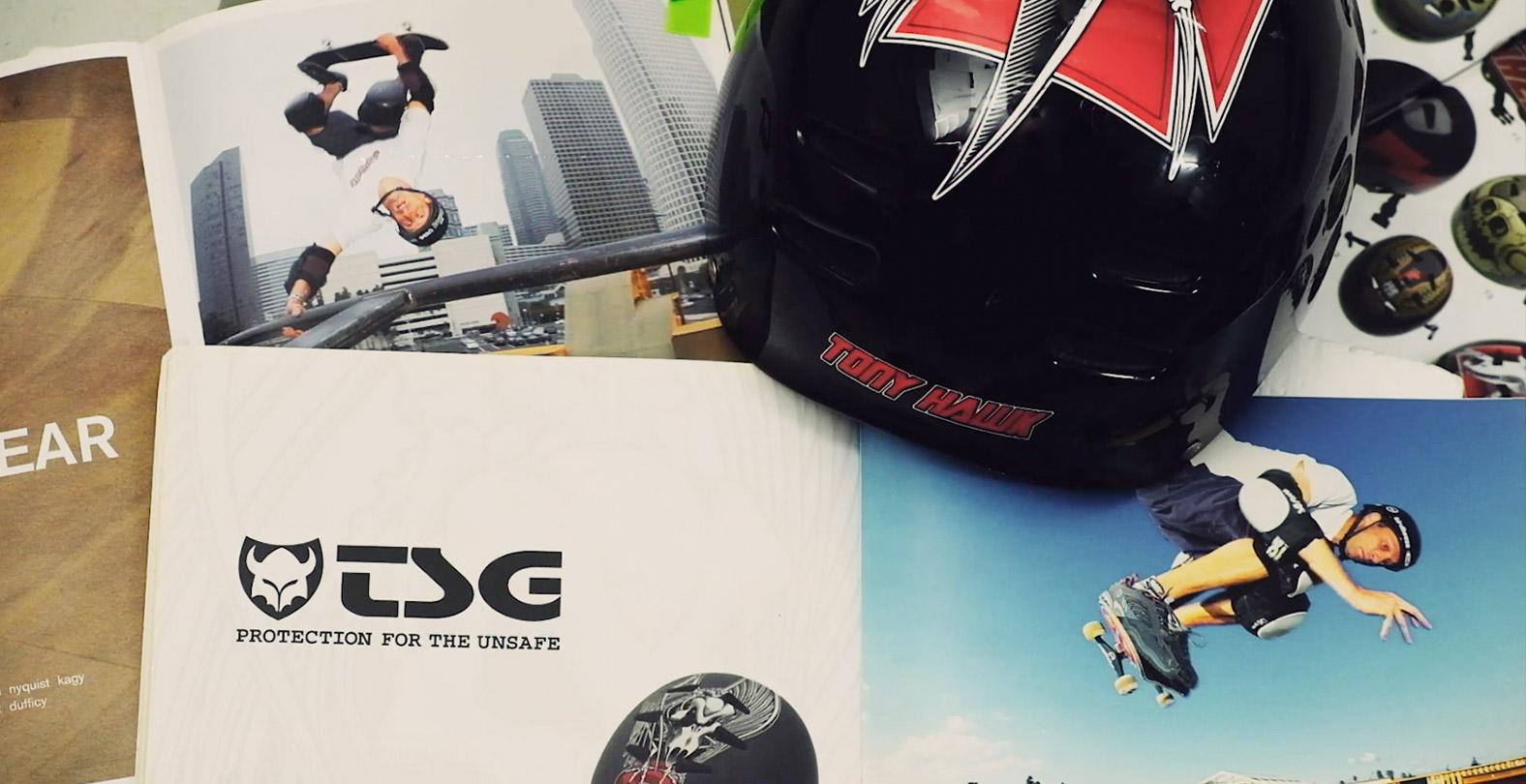 TSG posters Tony Hawk