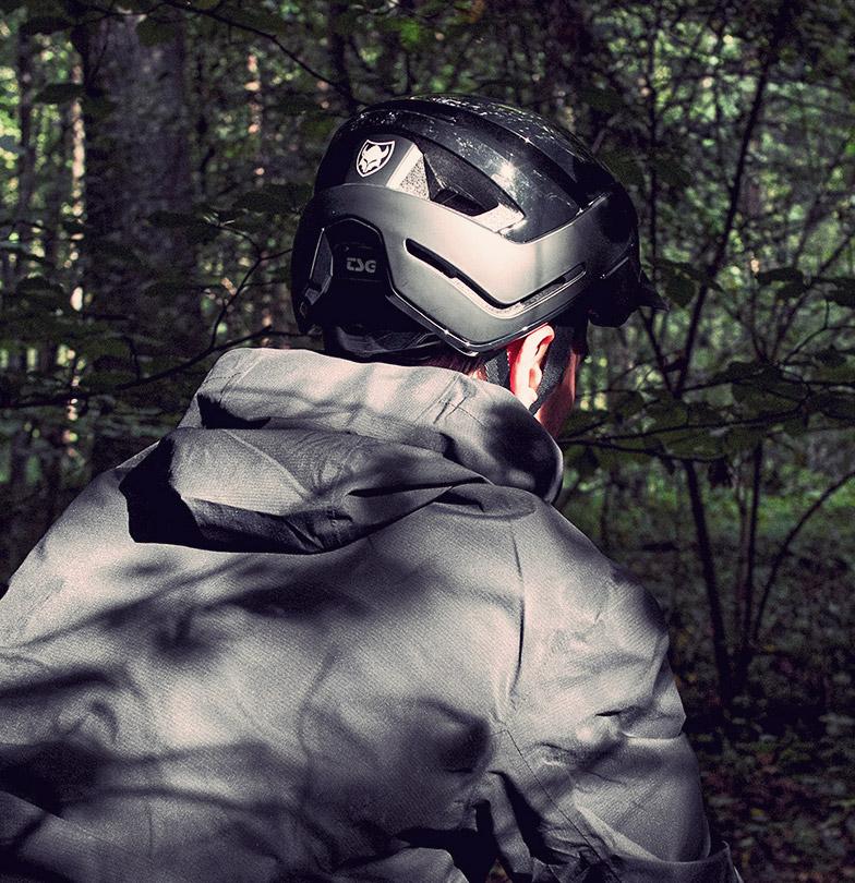 bike helmet TSG Pepper Helmet