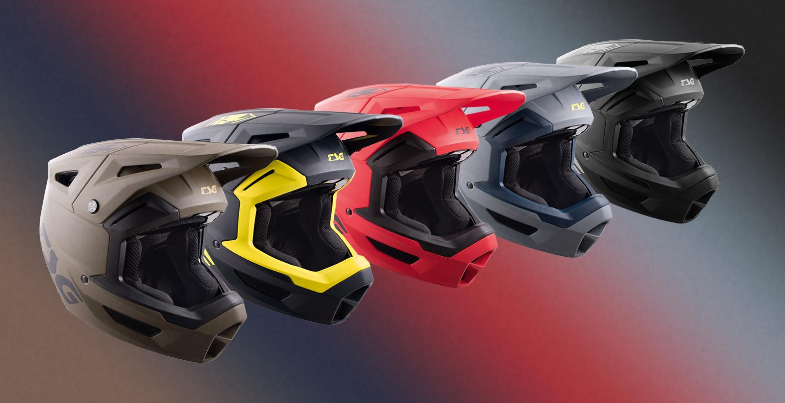 TSG Sentinel Helmet all 2021 colors